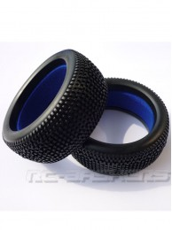 Sling Shot Tires with foam inserts for 1:8 off road Buggy