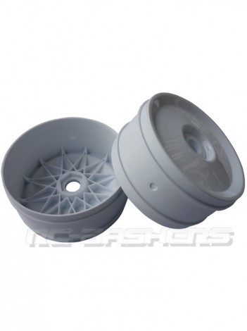 FRONT OR REAR WHEELS FOR 1/8 BUGGY 1PAIR