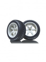 1/5 4WD OFF ROAD TIRES SET (WHITE)
